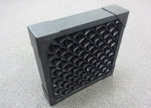 Air-inlet-louver