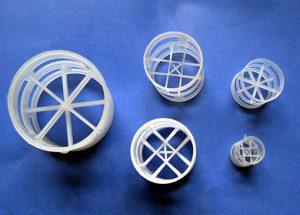 Pall-ring